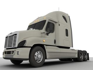 2011 Freightliner Cascadia SemiTruck