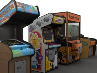 Tennessee Traffic Safety Arcade: Games