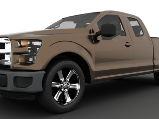 2018 Ford F150 XLT Supercab